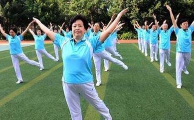 北京草根健身團體有望獲資助