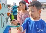 孩子玩具要按年齡選購