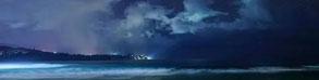 南十字星空下 索尼微單A7RII行攝塞舌爾