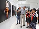 北京電影學院攝影學院研究生攝影展開幕