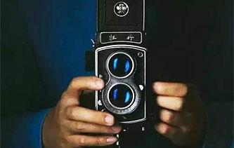 老雙反變身拍立得 自制黑科技相機