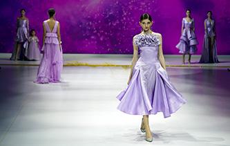 震撼視覺衝擊:鏡頭帶你走進北京時裝周 演繹時尚視覺盛宴