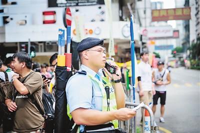香港警察如何高效維護香港安全?