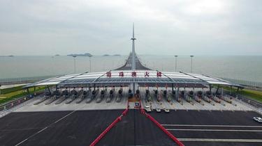 熱議港珠澳大橋:為大灣區帶來機遇