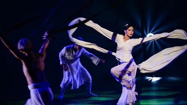 香港舞蹈團經典浪漫舞劇《倩女·幽魂》臺北展演