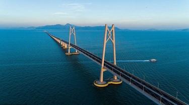 港珠澳大橋引領澳門加速融入大灣區
