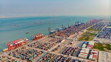 粵港澳大灣區跨境物流大提速