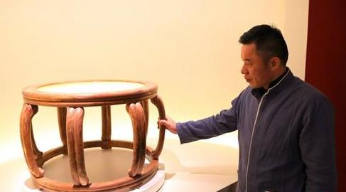 陳玉樹:將古木匠心從香港帶向世界