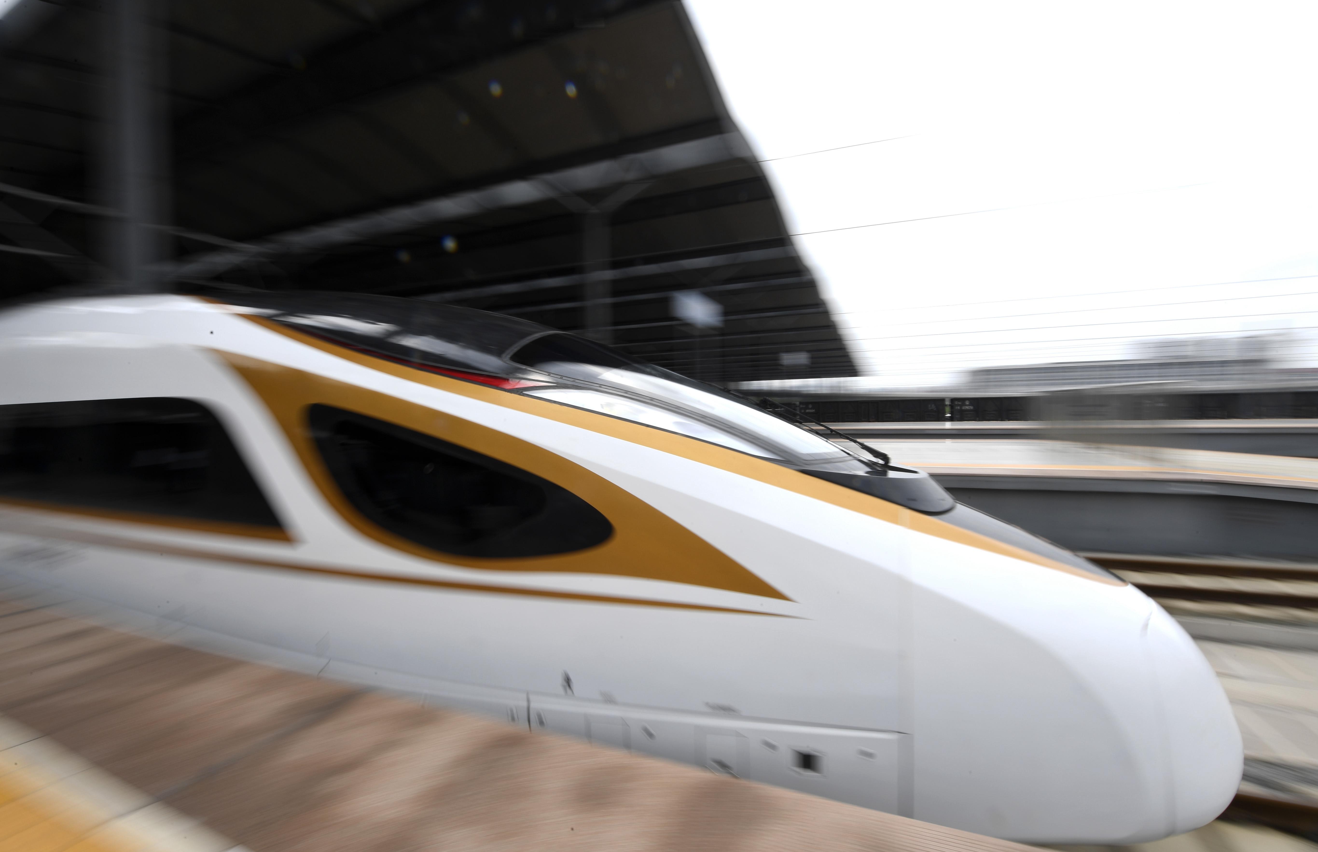 高鐵香港西九龍站直達內地站點增加