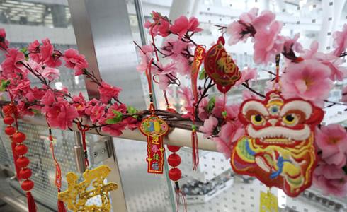香港農歷新年:喜慶氣氛難掩憂愁