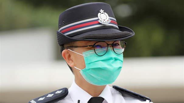 警察抗疫專隊:我心依舊