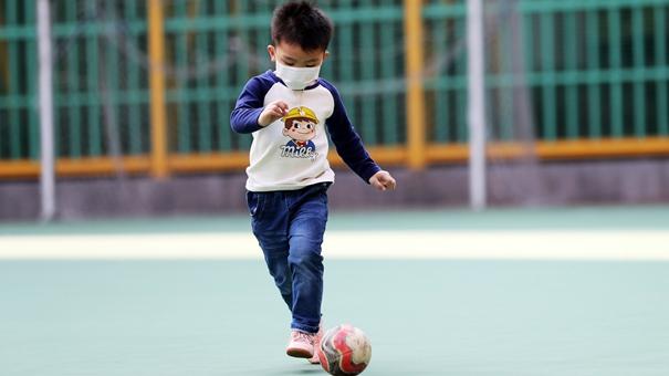 香港:疫情下的體育運動