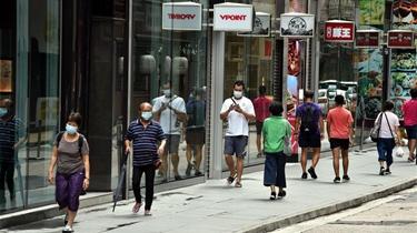 疫情之下,香港經濟內外循環打通復蘇路