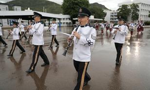 香港警察樂隊:用音樂守護香港