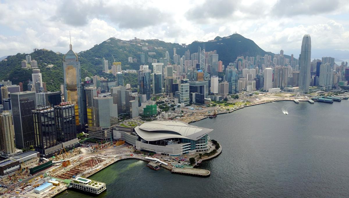 財經觀察:香港多措並舉鞏固國際金融中心地位
