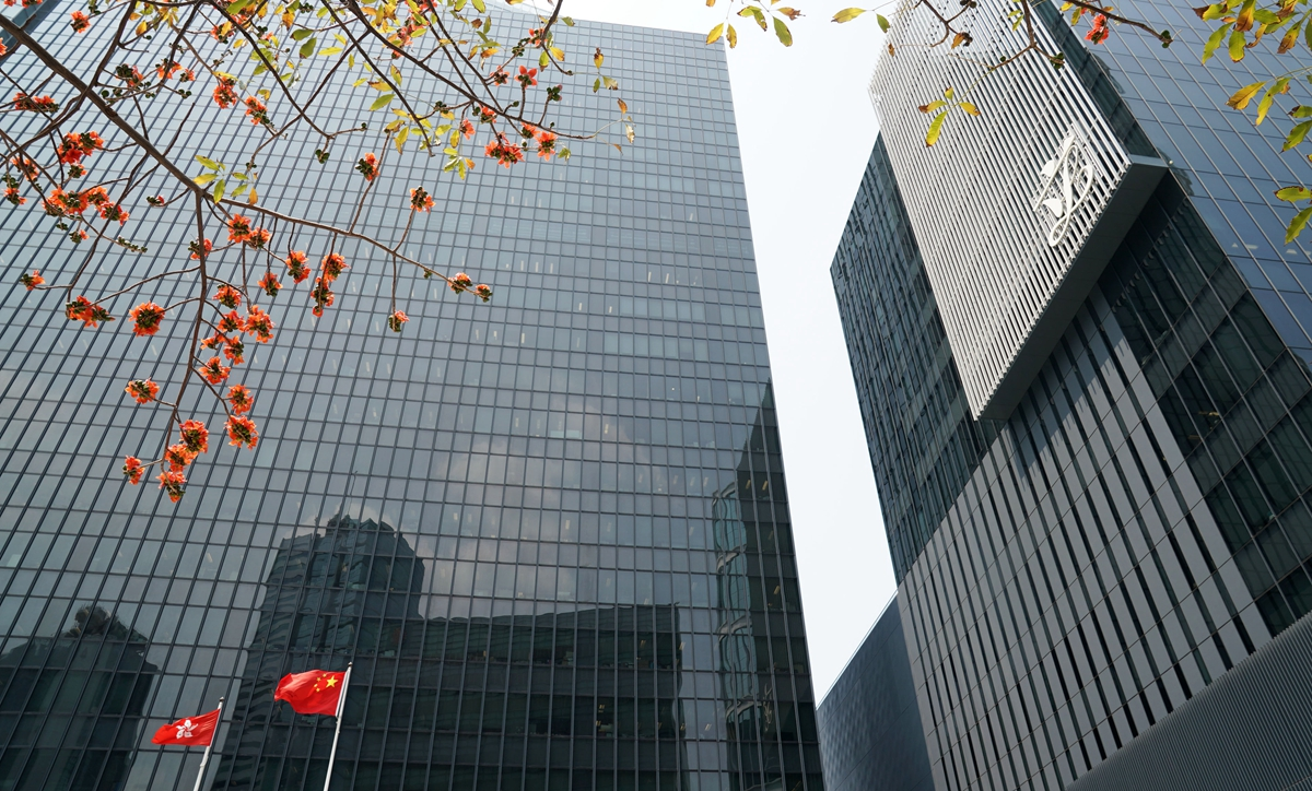 """為了""""東方之珠""""更加璀璨——全國人大完善香港選舉制度為""""一國兩制""""保駕護航"""