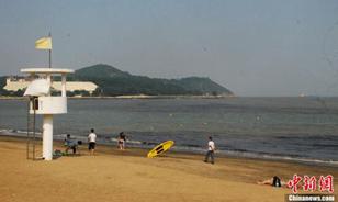 澳門海事局擬裝監控監測海灘情況 遊客手機可實時查看