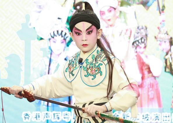 香港粵劇新秀獅城首秀贏讚譽