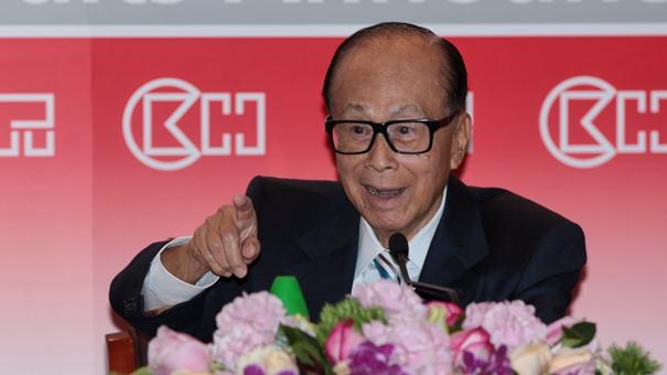 李嘉誠:希望香港做到令國家和港人引以為榮
