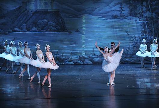 慶祝香港回歸20年 香港芭蕾舞團來滬演出