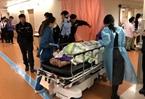 連線:香港巴士側翻事故致多人傷亡