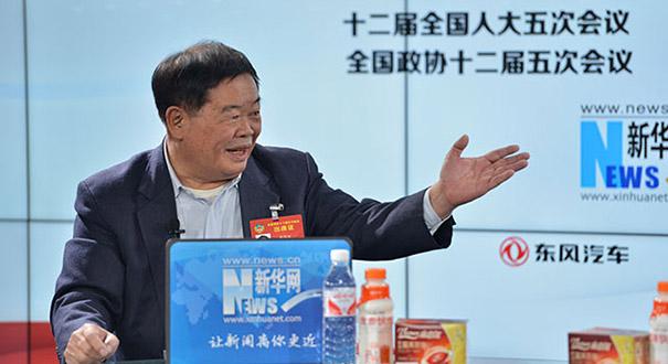 專訪曹德旺:中國企業家的慈善創新