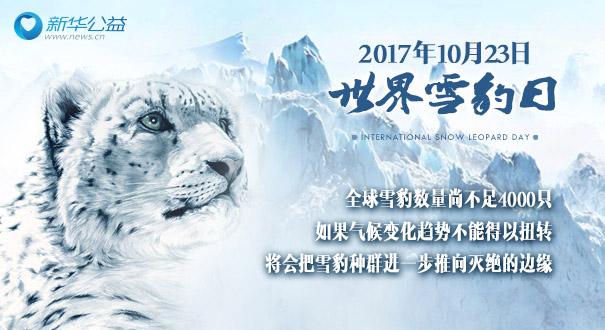 世界雪豹日