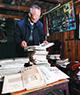 堅持43年在農村辦了個圖書館