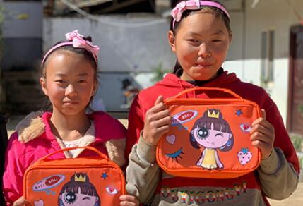 慈善募捐  女生加油計劃