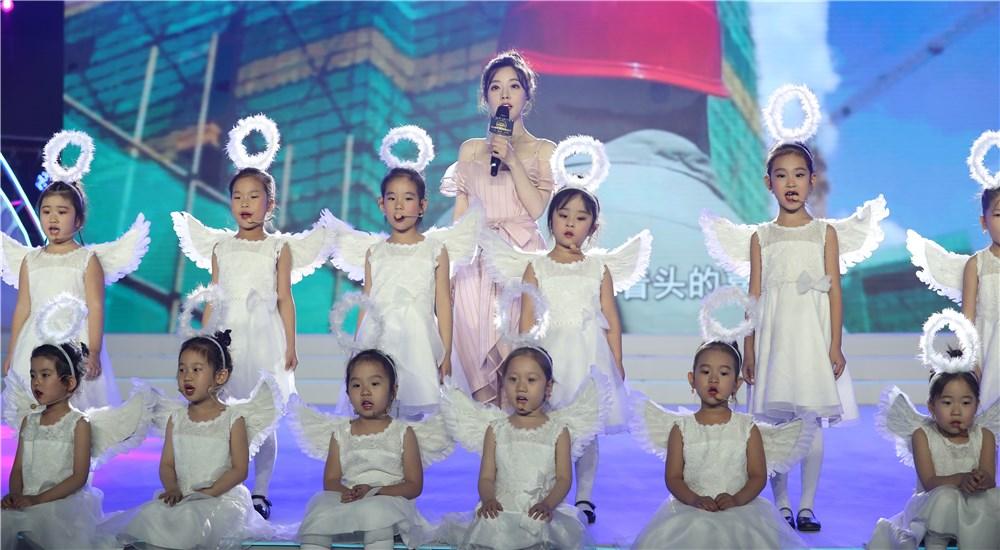兒童合唱《讓愛傳出去》