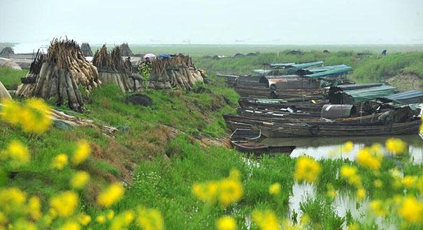 中國最大淡水湖鄱陽湖即將進入禁漁期