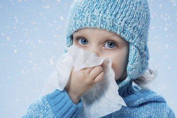 冬天小兒患病多,醫療口訣來幫忙