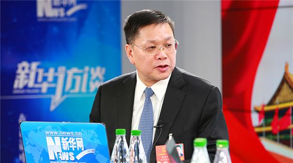 """陳保華:制藥行業要為""""健康中國""""貢獻力量"""