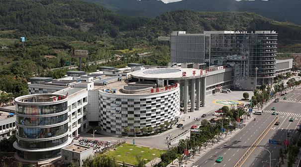 中國健康醫路係列圖片報道——重慶梁平
