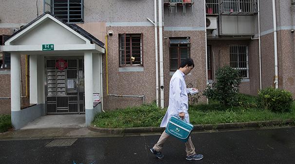 中國健康醫路係列圖片報道——上海閔行