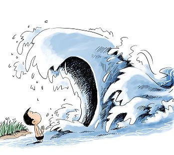 夏季戶外活動多 兒童應謹防溺水