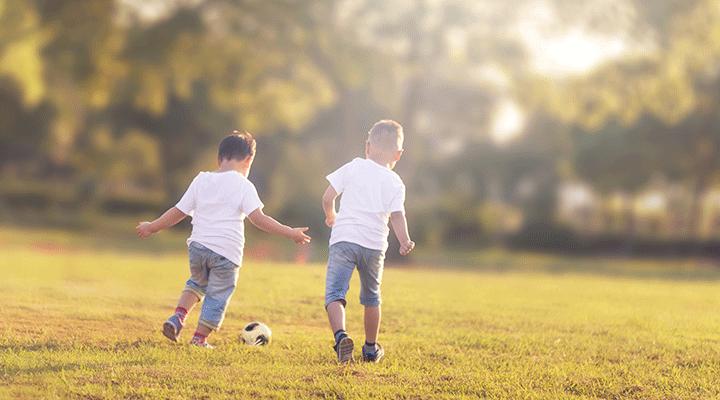 孩子在不斷成長,他們的免疫力也應如此