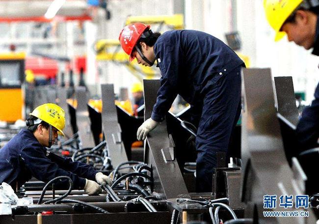 上海智能制造産值增長33.1%