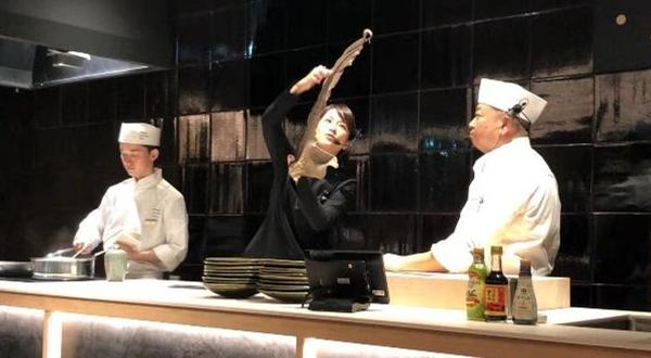 引入人工智能的餐廳在東京開張