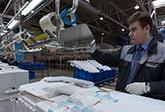 海爾在俄冰箱制造基地投産