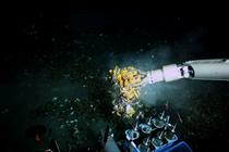 """探秘海底的""""生命綠洲"""""""