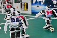 全國高職院校機器人足球賽在京舉行