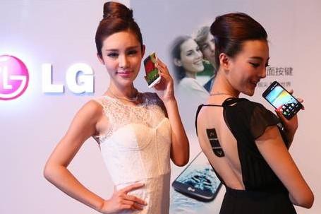 LG發布新品 G2智能手機上市