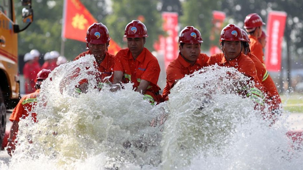 北京舉行2017年防災減災主題宣傳活動