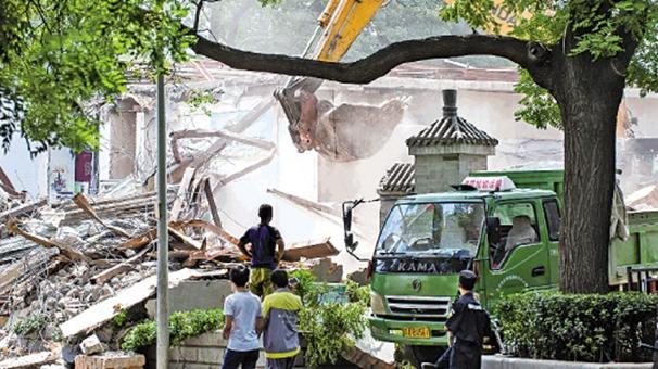 北京:疏解整治進行時