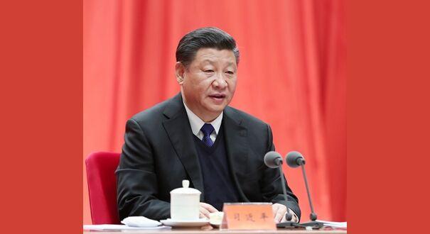 習近平出席十九屆中央紀委二次全會並發表重要講話