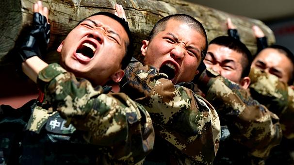 福建海警:鑄尖兵 保平安