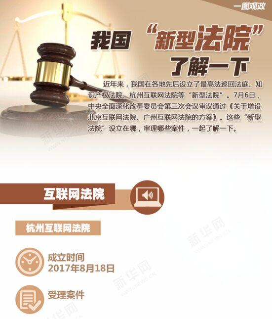 """我國""""新型法院"""",了解一下"""