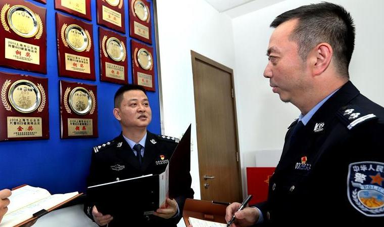 """依法打擊""""套路貸"""" 上海警察有妙招"""