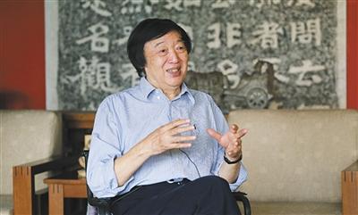 馮驥才:反腐是扶正祛邪